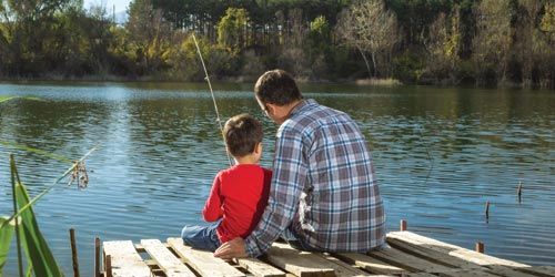 Fishing Image Banner