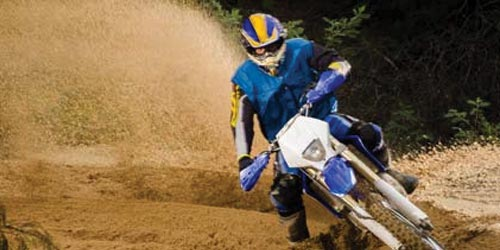 Dirt Biking Image Banner